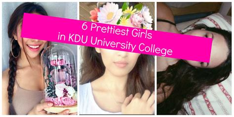 prettiest girls  kdu university college hostel