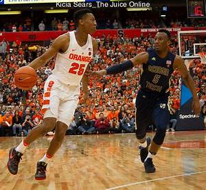 Tyus Battle discusses potential second season at Syracuse ...