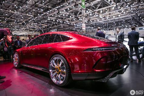 Genve 2017 Mercedes Amg Gt Concept