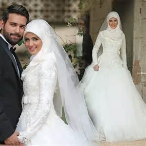 muslim wedding c71521a new design muslim wedding dress white wedding dress fabrics buy wedding dress bridal