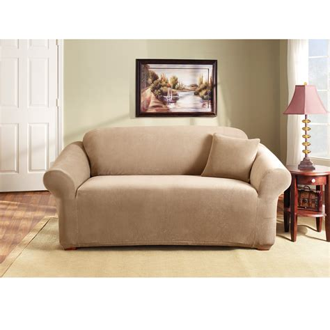 Stretch Slipcovers by Sure Fit Stretch Pearson Sofa Slipcover Sofa Slipcovers