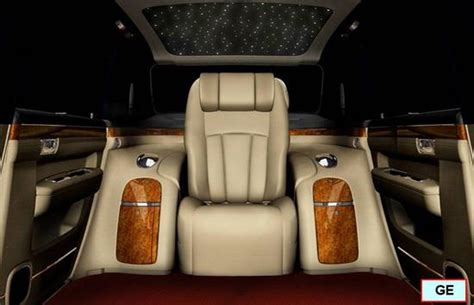rolls royce classic limo geely ge limo interior img 5 it s your auto world new