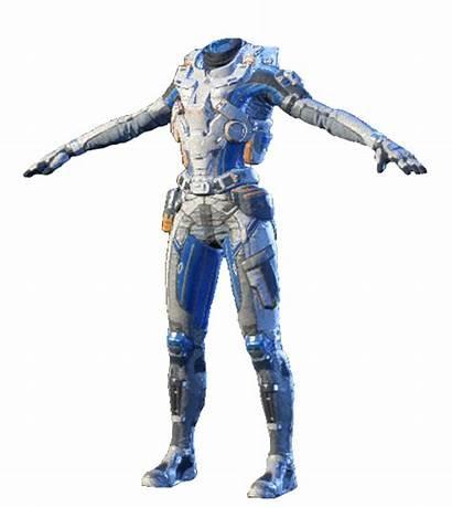Space Deep Armor Explorer Mass Effect Andromeda