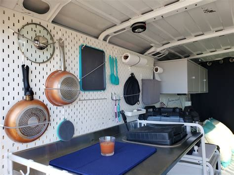 diy van life camper conversion completed  ikea