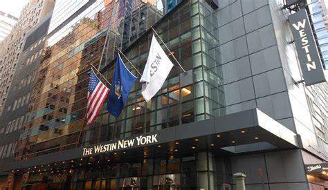 Westin New York At Times Square In New York