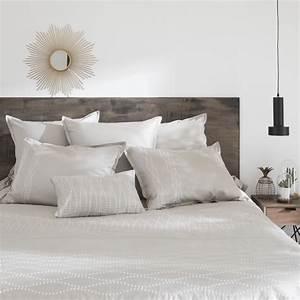 Parure De Lit Noel : parures de lit adulte linge de lit fantaisie carr blanc ~ Preciouscoupons.com Idées de Décoration