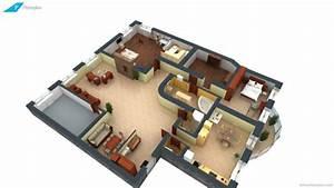 3d Planer Wohnung : kostenloser raumplaner planoplan der ultamative 3d planer ~ Indierocktalk.com Haus und Dekorationen