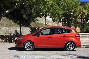 Essai Ford C Max : essai ford c max titanium 1 6 scti ecoboost 150 conduire budget galerie photos actu ~ Medecine-chirurgie-esthetiques.com Avis de Voitures