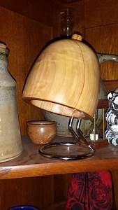 Petite Lampe De Chevet : petite future lampe de chevet par guigz sur l 39 air du bois ~ Teatrodelosmanantiales.com Idées de Décoration