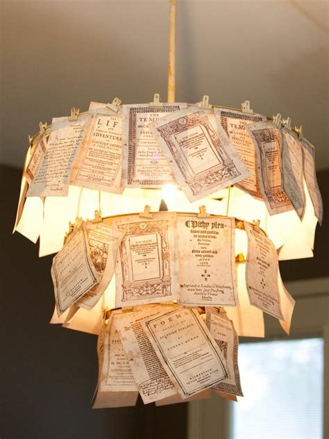 upcycled lamps  lighting ideas diy