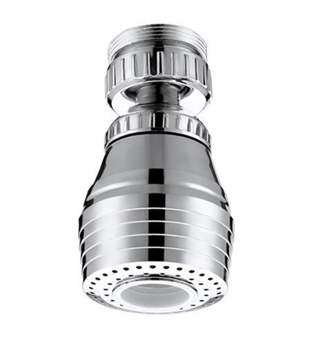 country kitchen faucet shower swivel adapter water saving tap aerator
