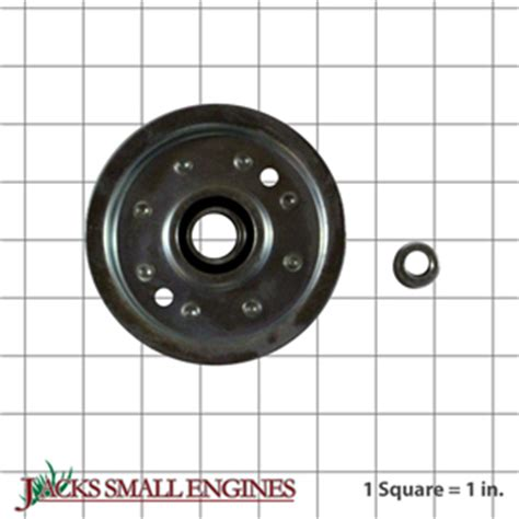 simplicity 1685147sm pulley jacks small engines