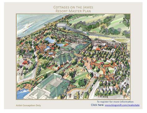 home layouts cottages   james  kingsmill resort va