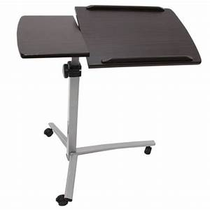 Beistelltisch Für Laptop : laptop notebook tisch beistelltisch h henverstellbar schwenkbar ~ Markanthonyermac.com Haus und Dekorationen
