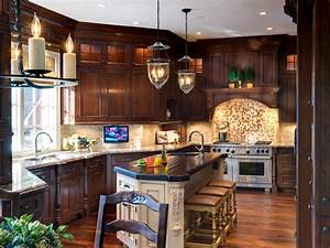 cherry wood cabinets 2339