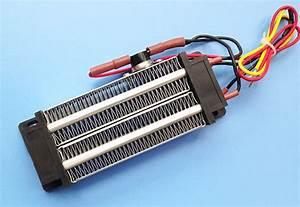 Electric Heater 110v 500w 140 51mm Ptc Heating Element