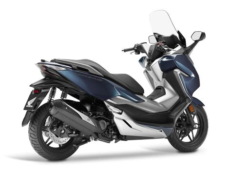 Updated 2018 Honda Forza 300 Introduced