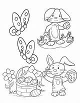 Easter Coloring Pages Printable Fun sketch template