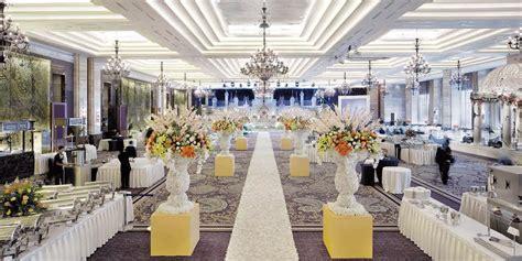 hotel indonesia kempinski jakarta wedding venue