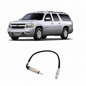 Chevy Suburban 2007-2013 Factory Stereo To Aftermarket Radio Antenna Adapter