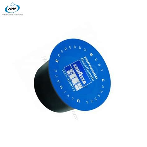 wholesale lavazza blue compatible coffee capsule china coffee machinecoffee capsules