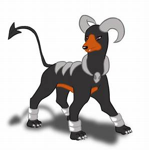 Pokemon Houndoom