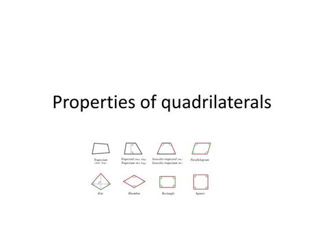 Ppt  Geometry From Triangles To Quadrilaterals And Polygons Powerpoint Presentation Id679776