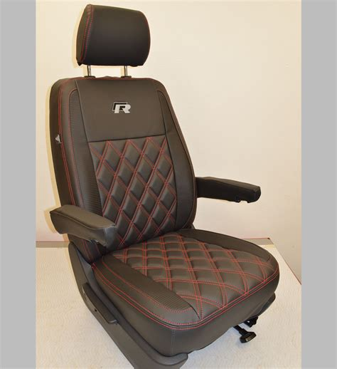 volkswagen transporter    tailored van seat covers