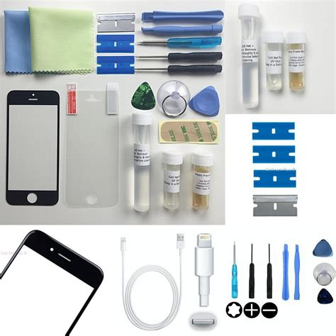 iphone 5 screen repair kit apple iphone 5 5s 5c front glass screen replacement repair