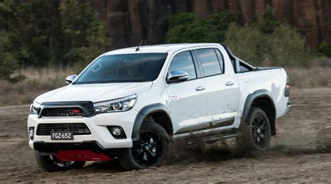 2019 Toyota Hilux Trd Rumors And Review  2019 Toyota