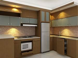 Desain kitchen set minimalis rumah pinterest kitchen for Design interior kitchen set minimalis