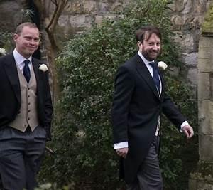 Robert Webb Photos - David Mitchell Wedding - Zimbio