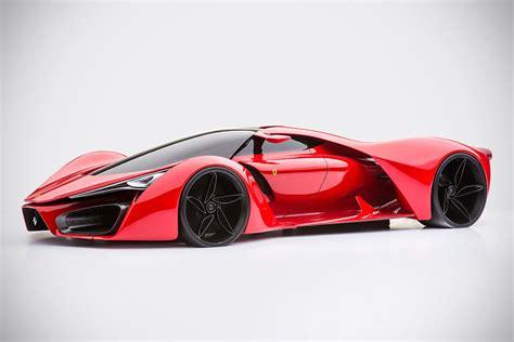 ferrari f80 ferrari f80 supercar a stunningly beautiful concept that
