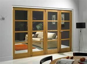 les portes interieures vitrees laissons les interieurs With porte de garage enroulable avec portes interieures vitrées