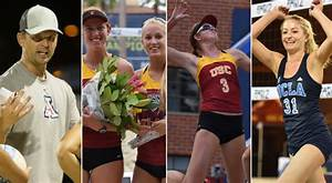 Pac-12 announces inaugural Beach Volleyball all-conference ...