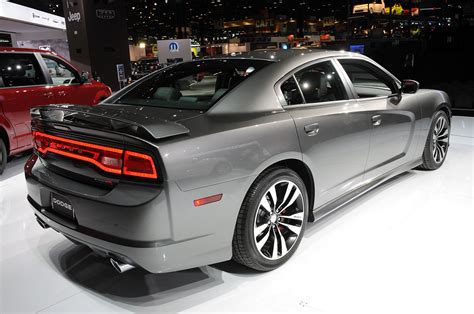 Dodge Charger 2012 by 2012 Dodge Charger Srt8 Chicago 2011 Photo Gallery Autoblog