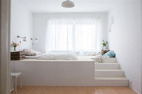 Bett Auf Hohem Podest Roomido Bildergebnis F 252 R Podest In Schlafzimmer Office In 2019 Bedroom Room Decor Home Bedroom