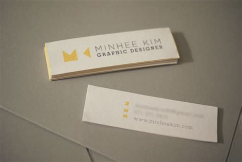 Custom Mini Business Cards