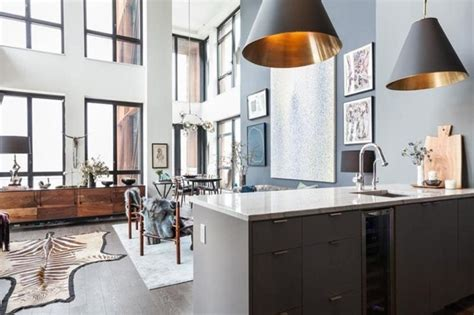 interior design luxury apartments  bohemian district