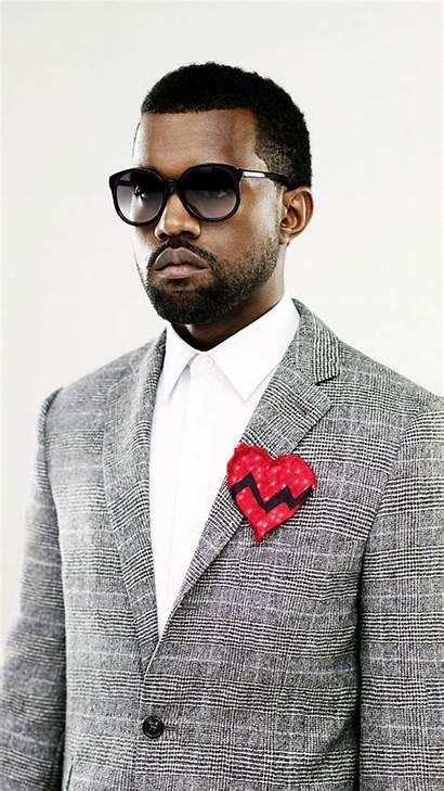 Kanye West Suit Wallpapers Heartbreak Iphone Pop