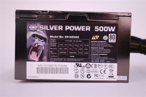 silver power sp ss power supply review tech reviews uk