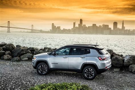 jeep compass 2017 grey 2017 jeep compass latitude first drive review will it be