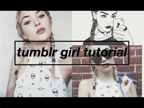 tumblr inspired tutorial okaysage youtube