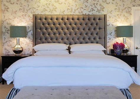 Gray Velvet King Headboard by Velvet Tufted Headboard Contemporary Bedroom Jenn