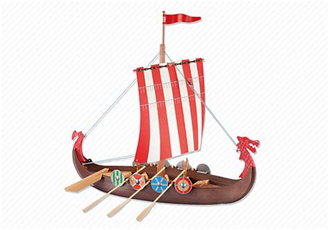 Parts Of A Longboat by Viking Longboat 6330 Playmobil 174 Usa