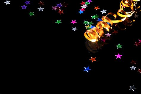 And New Year Background by Confetti New Year Backgrounds Festival Collections