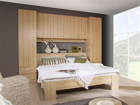 chambre pont but tête de lit avec rangement avec étagère lit pont