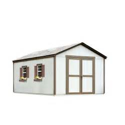 shop heartland diy 10 x 16 diplomat storage building at