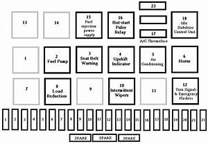 2007 Vw Rabbit Fuse Box Diagram