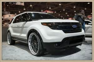 2016 Ford Explorer Sport Trac